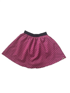 Twill skirt girl purple - Fred's Federation by Green Cotton