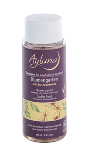 Ayluna Shampoo Blumengarten für intensiv gepflegtes Haar - Ayluna