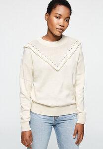 PEETJAA BOHO - Damen Pullover aus Bio-Baumwolle - ARMEDANGELS
