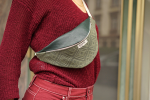 Bauchtasche Hip Bag  - frisch Beutel