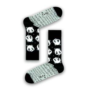 Socken Bio GOTS Bunte Socken Kinder Kids Panda Socks - Natural Vibes