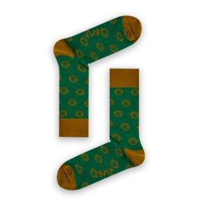 Socken Bio GOTS Bunte Socken Kinder Kids Affen Socks - Natural Vibes