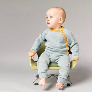 Baby Wickeljacke Picasso - sense-organics