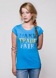 Make Trade Fair v2 Blau - GREENALITY
