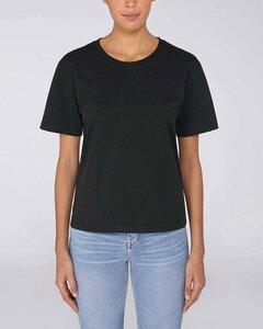 Basic T-Shirt Damen, dicke Bio-Baumwolle (200 g/m²), XS-L - YTWOO