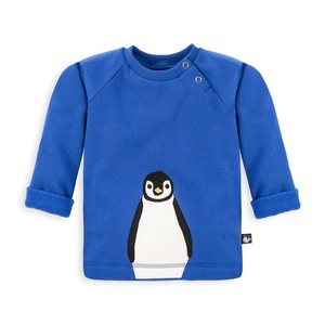 Baby Sweatshirt Pinguin - internaht