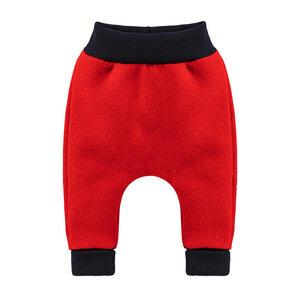 Baby Hose aus Wollwalk (kbT) - internaht