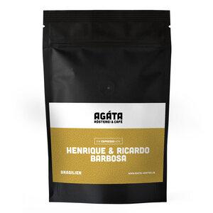 Barbosa Espresso, ganze Bohne oder gemahlen 250g - AGÁTA Rösterei & Café