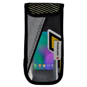 Große Handy- / Smartphonehülle hergestellt aus einem Windsurfsegel Canvas - Beachbreak