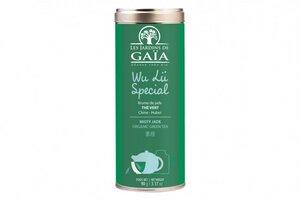 Grüner Tee Wu Lü Spezial - Les Jardins de Gaia