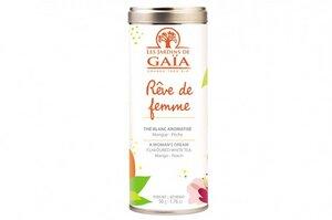 Weißer Tee A Woman's Dream - Les Jardins de Gaia