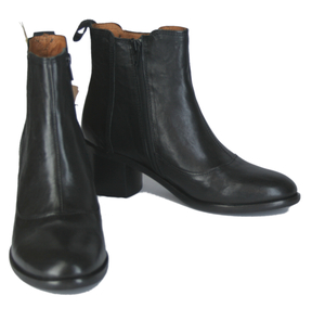 Josette Boots, vegetabil gegerbtes Leder - Ten Points