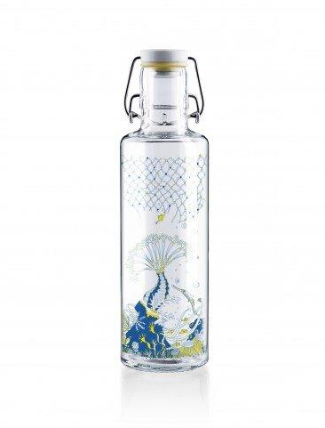 0,6L soulbottle Trinkflasche - Korallenreich x Bracenet
