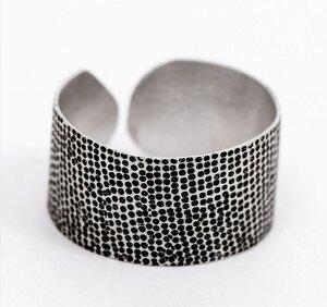 """Armreif Aluminium """"Dots"""" recycelt - Bawa Hope"""