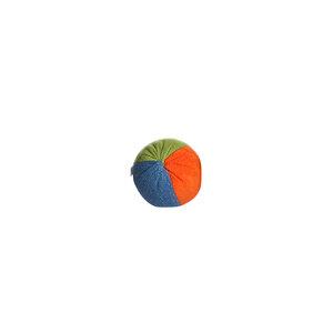 Nanchen Frotteeball mit Rassel Bio-Baumwolle/Bio-Wolle - Nanchen