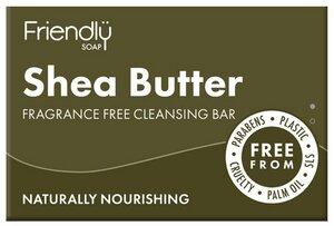 Friendly Soap Seife Shea Butter Seife  - Friendly Soap