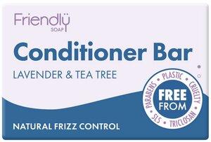 Friendly Soap fester Conditioner Haarconditioner Lavendel Teebaum  - Friendly Soap