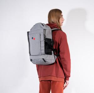Rucksack - Blok Large Vivid Monochrome - pinqponq