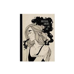 "Notizbuch Dahara - ""Dreaming"" - Matabooks"