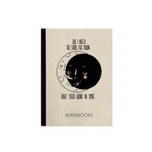 "Notizbuch Dahara - ""Your Hands in Mine"" - Matabooks"