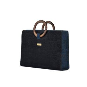 Bossy BLACK Businesstasche für Frauen von Bag Affair - Bag Affair