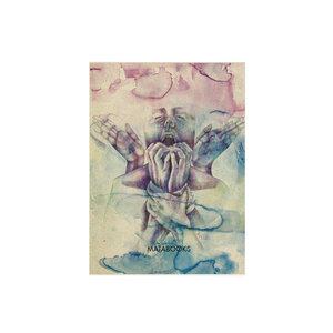 "Postkarte Graspapier - ""Starr"" - Matabooks"