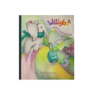 Willybo - Ein Elefant auf Wanderschaft (Kinderbuch aus Graspapier) - Matabooks