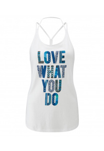 Love what you do Tank - Wellicious