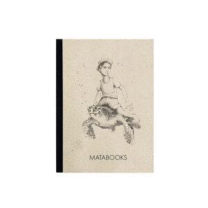 "Notizbuch Dahara - ""Below sealevel"" - Matabooks"