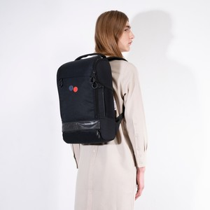 Rucksack - Cubik Medium - Licorice Black - pinqponq