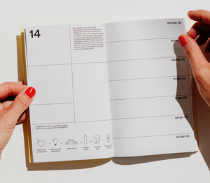 Kalender / Planner 2020 (engl.) - Two Zero to Zero - Edition Julie Joliat