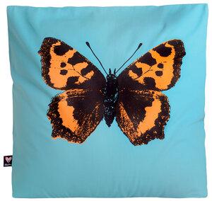 Bio-Kissenbezug 'Schmetterling' 40*40cm - Hirschkind