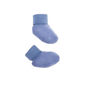 "Babyschuhe ""Booties"" - aus GOTS-zertifizierter Bio-Baumwolle - Wooly Organic"