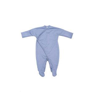 Baby Schlafanzug mit Füssen - aus GOTS-zertifizierter Bio-Baumwolle - Wooly Organic