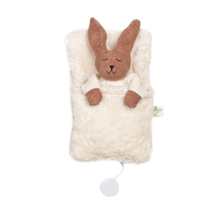 Nanchen Schlafsack-Spieluhr Bio-Baumwolle/Bio-Wolle - Nanchen