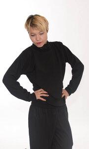 Sweater Min schwarz unisex - KOLO Berlin