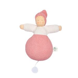 Nanchen Träumsüß-Spieluhr Bio-Baumwolle/Bio-Wolle - Nanchen