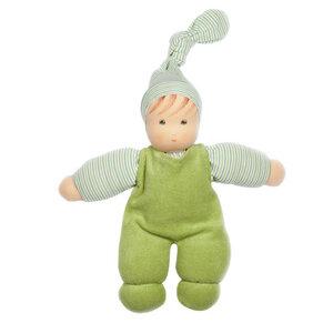Nanchen Puppe Wuschel Bio-Baumwolle/Bio-Wolle - Nanchen