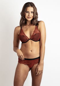 SILVER LACE WINE Colour Special - LOVJOI Intimates