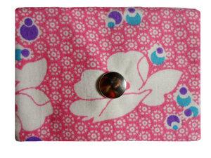 Leesha WILDe Upcycling Mini Portemonnaie Französisch - Leesha