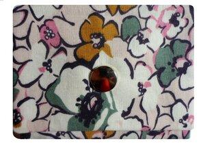 Mini Portemonnaie Poppy, Upcycling von Leesha - Leesha