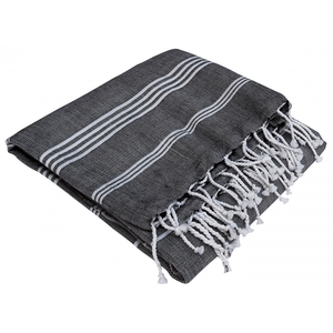 Fouta / Hammamtuch aus Biobaumwolle / Hammam Collection - Karawan authentic