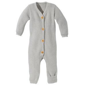 disana Baby Strick-Overall reine Bio-Merinowolle - Disana