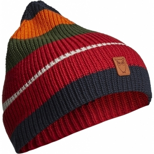 Mütze - Striped Ribbing hat - GOTS/Vegan - KnowledgeCotton Apparel