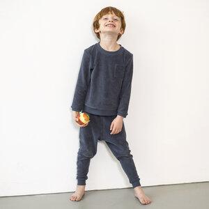 Two-Piece-Pyjama - Schlafanzug für Kinder aus Biobaumwolle - studio bumbuli