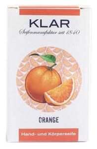 Klar´s Seifenmanufaktur Orangen Seife  - Klar Seifen