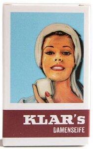 Klar´s Seifenmanufaktur Damenseife  - Klar Seifen