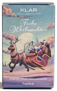 Klar´s Seifenmanufaktur Weihnachtsseife Nelke  - Klar Seifen