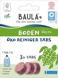 Biobaula Öko Tabs zur Reinigung Bodenreiniger  - Biobaula