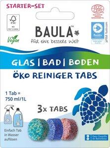 Biobaula Öko Tabs zur Reinigung Starter Set  - Biobaula